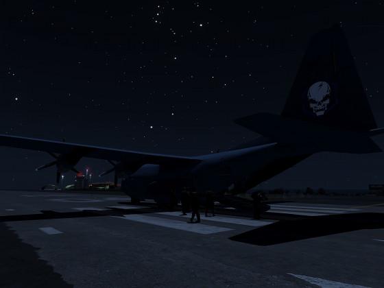 Zeus Mission 27NOV2019: sTs C-130