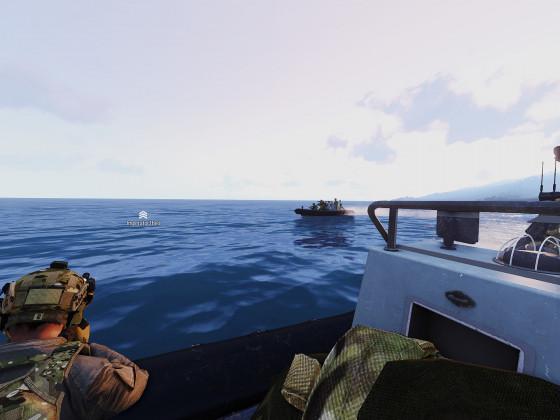 Eine Bootsfahrt die ist lustig, eine Bootsfahrt die ist schön :)