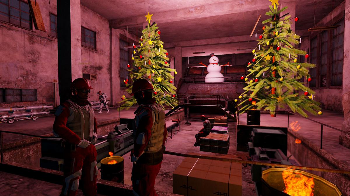 Weihnachtsmission 23.12.2020