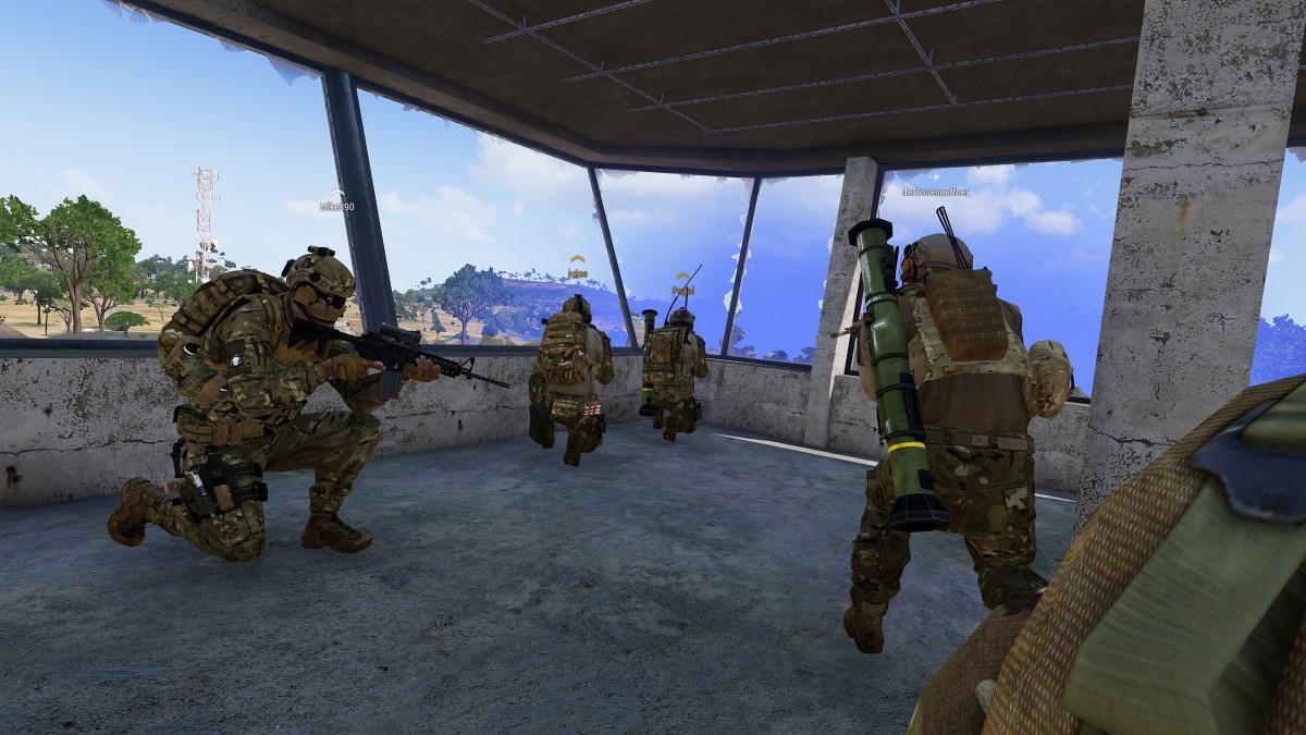 Operation Red Jackal 09.01.2021