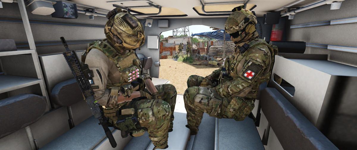Operation Red Jackal #5 - 09.01.2021