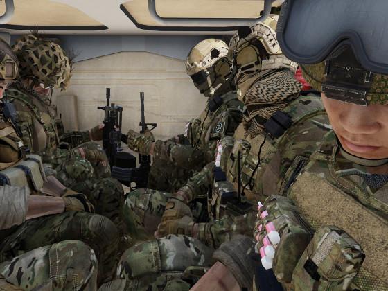 Operation Red Jackal - 09.01.2021