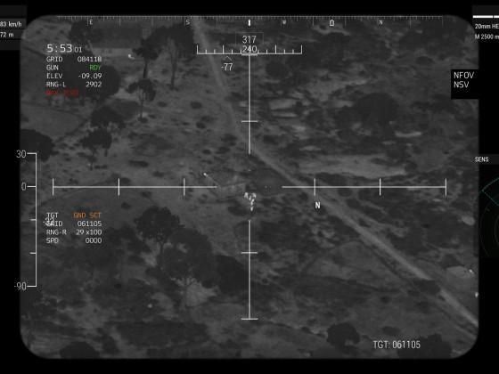 Operation Red Jackal #6 - 13.01.2021