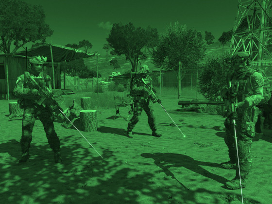 Operation Red Jackal #8 - 20.01.2021