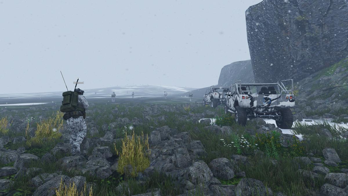 Operation Arctic Wolf 13.02.2021