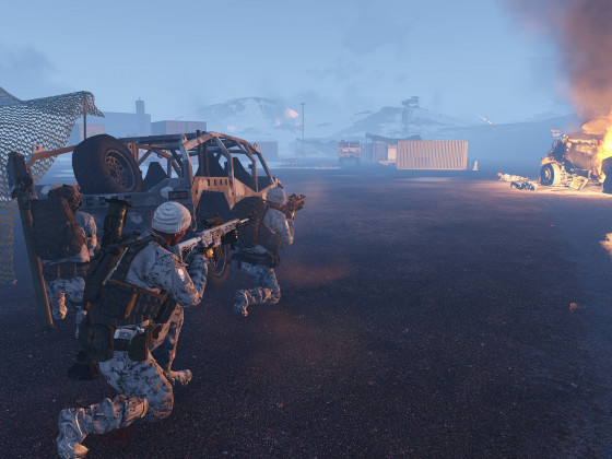 Operation Arctic Wolf #3 - 20.02.2021