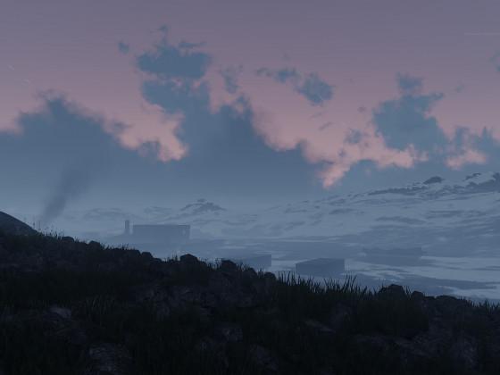 Operation Arctic Wolf 20.02.2021 - Hazy Morning