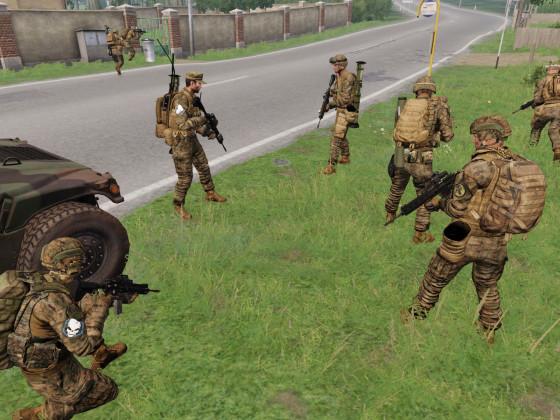 Operation Hell Way 16.04.21