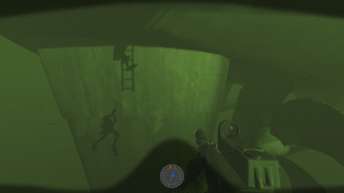 Spontane Mission 26.04.21 | Marina 1 im Angriff auf US-Zerstörer