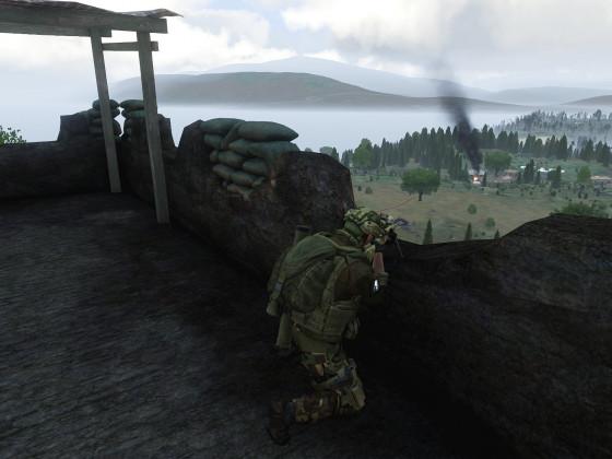 Operation Foggy Uprising #1 - 19.05.2021