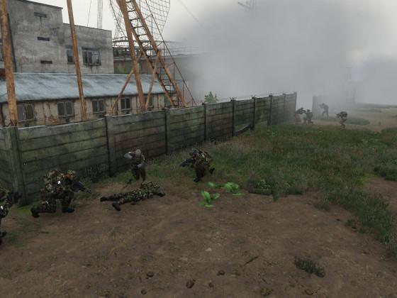 Operation Foggy Uprising #2 - 22.05.2021
