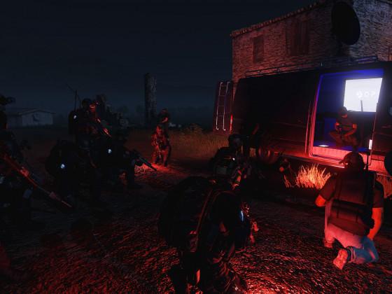 Operation Foggy Uprising #3 - 02.06.2021