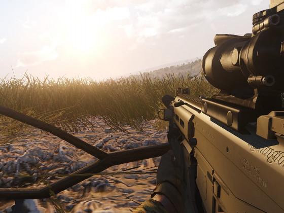 Remington Sunset