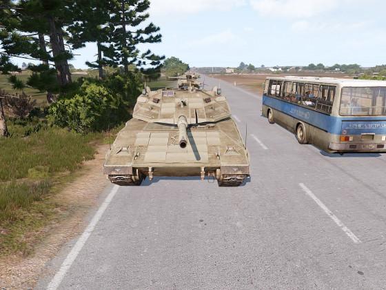 Tank Crew Ausbildung