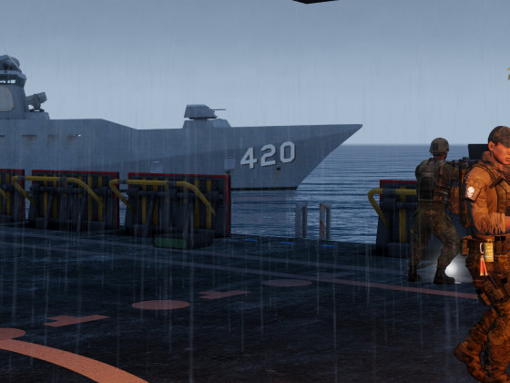 Operation Breakwater 27.06.2020