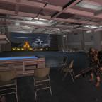 USS Liberty - Schicke Einrichtung