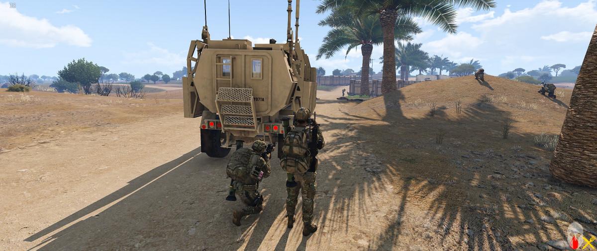 Operation Dune Walker #2 - 08.06.2019
