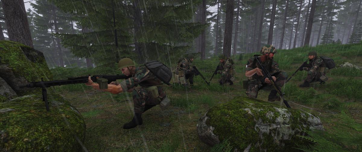 Operation Valiant Eagle #4 - 12.09.2020