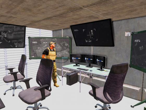 Der Raum I