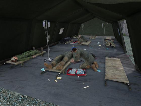 Operation Palatine Shield 19.08.2020 - Aftermath des sovjetischen Vormarsch