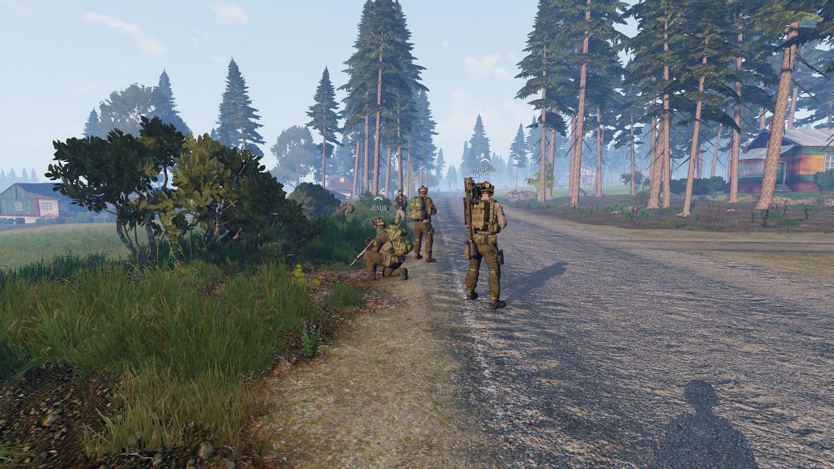 Operation Timber Wolf 13.04.2019