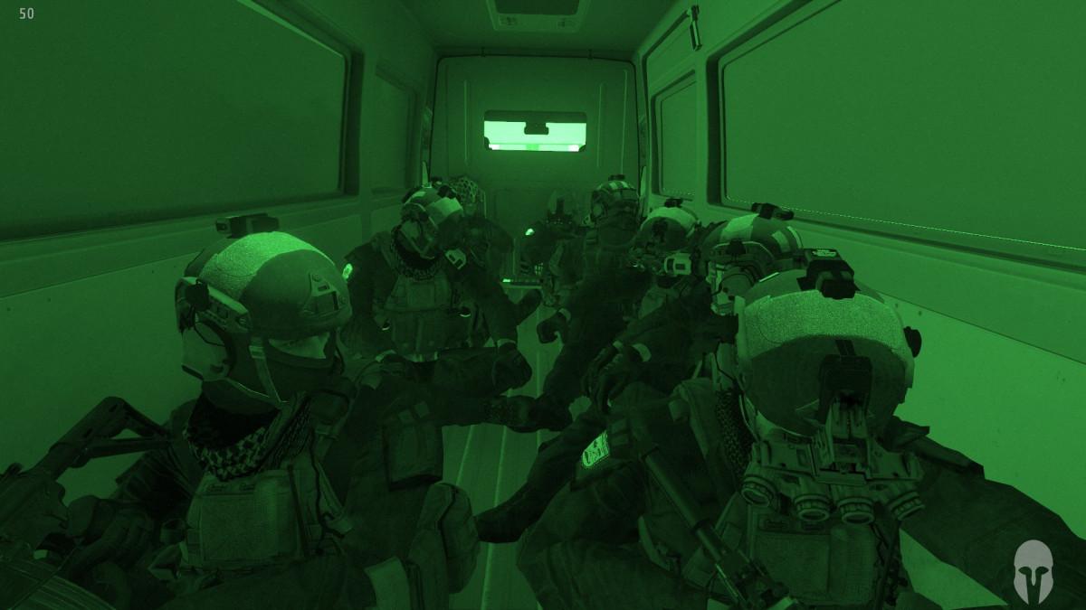 Operation Stingray #2 - 10.10.2018