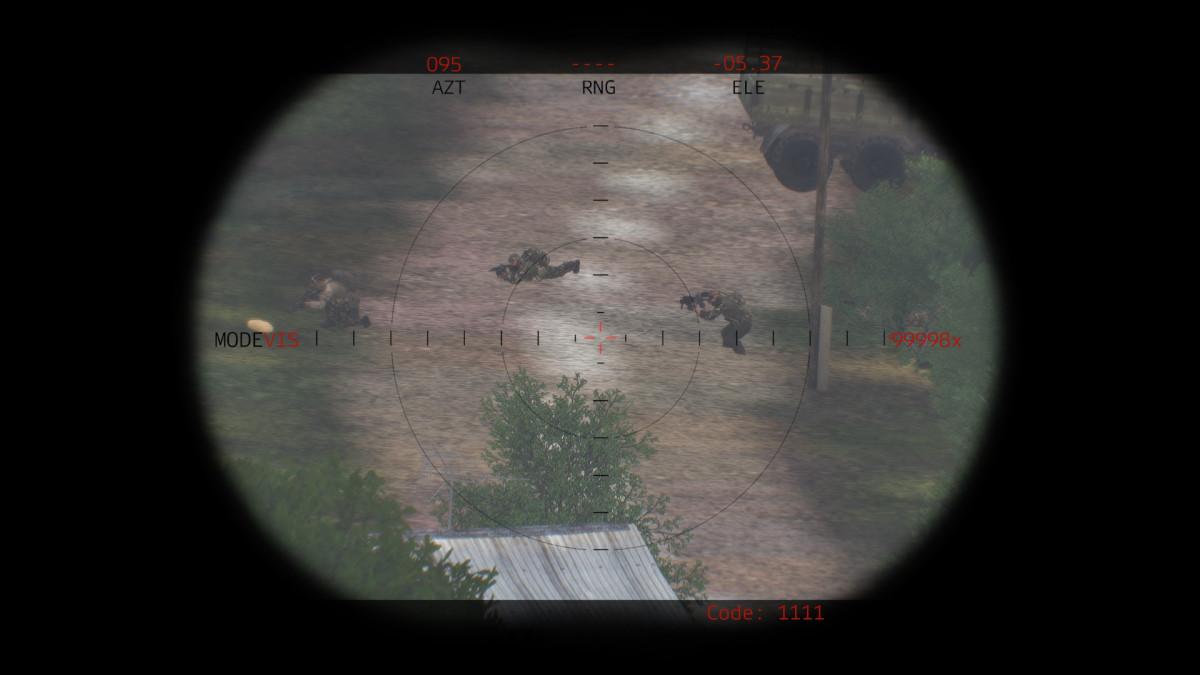 Co16-35 Operation Forager 01.08.2020 - Alpha 2 im Kontakt