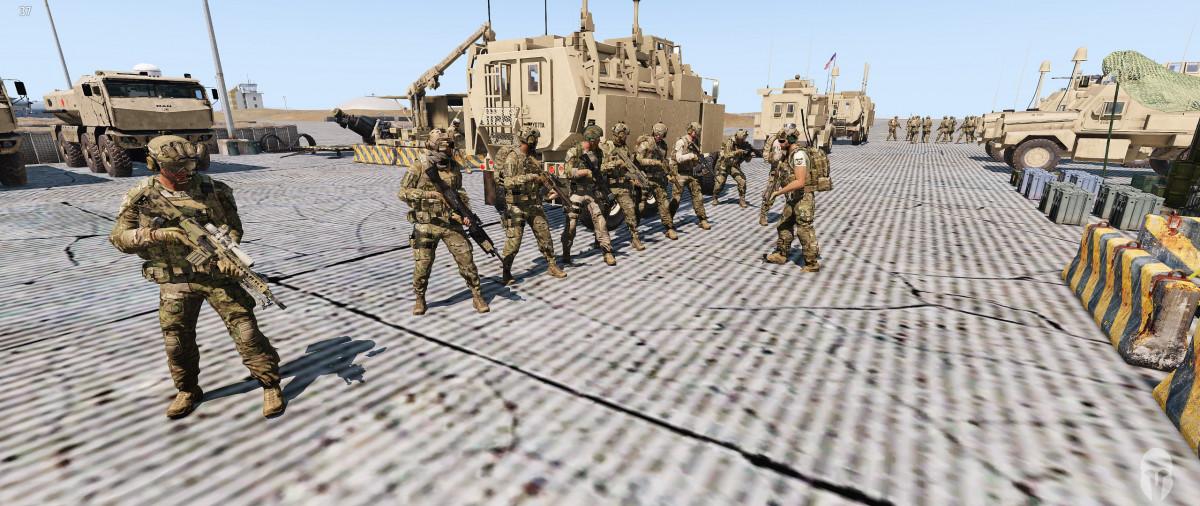 Operation Dune Walker #1 - 05.06.2019