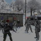 Operation Greek Blizzard erste Mission 02.12.2018