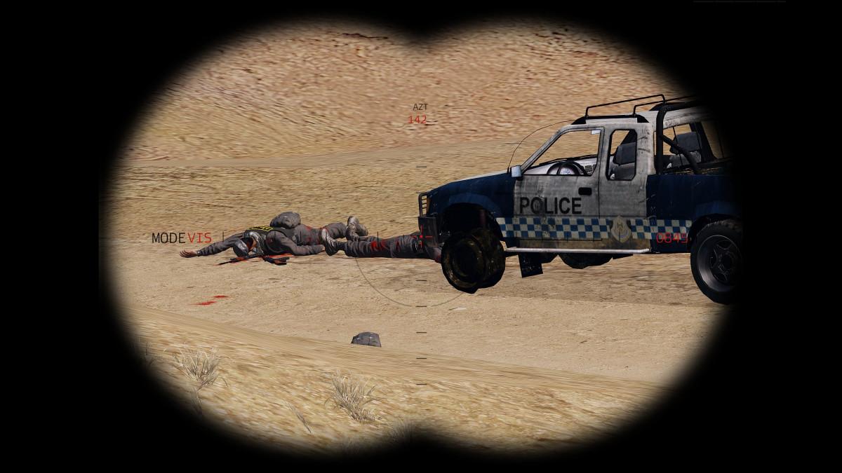 Operation Dune Walker 10.07.2019