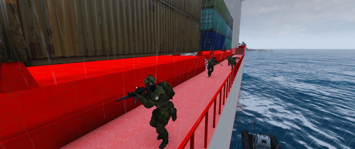 Operation Breakwater #2 - 27.06.2020