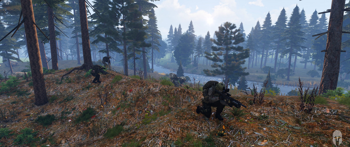 Operation Timber Wolf - 13.04.2019