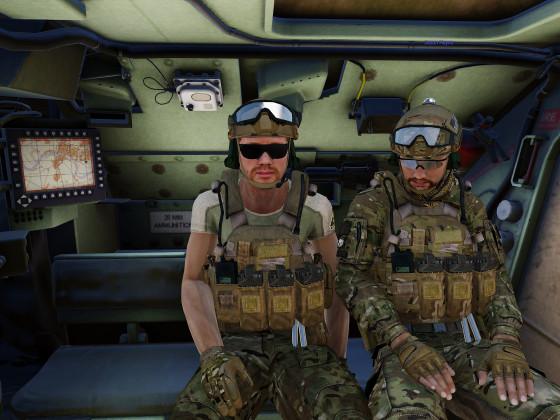 Operation Dune Walker 16.06.2019