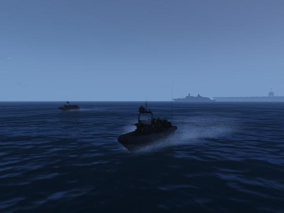 Angriff auf Suursaari - Zeus Mission - 11.01.2020