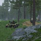 """""""Operation Timber Wolf"""" - Droni"""