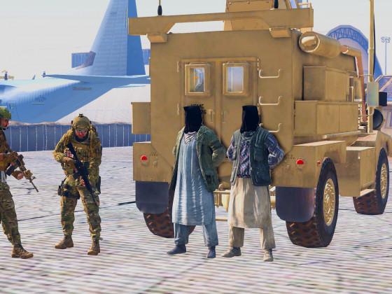 Operation Dune Walker 08.06.2019