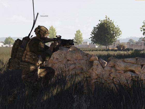Operation Sandstorm 07.03.2018