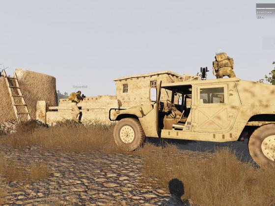 Operation Sandstorm - Spontan PMC 04.02.2018