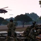 Operation Loophole 16.10.19 - Evac inbound