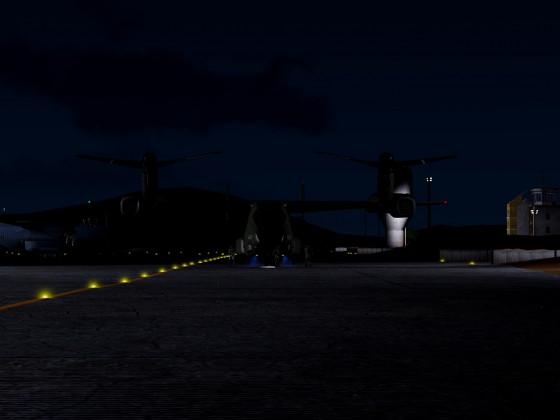 Szenario 03.07.2019 VTOL nach erfolgreicher Mission