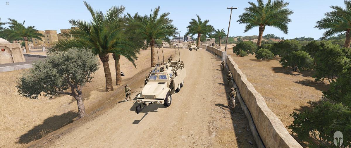 Operation Dune Walker #5 - 19.06.2019