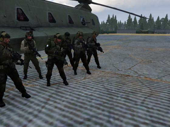 Operation Timber Wolf - 17.04.2019