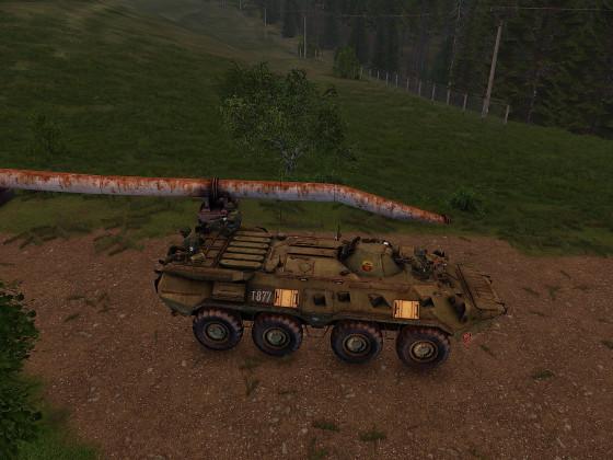Noch wenig russkis on board
