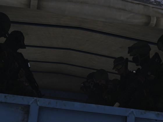 Operation Albtraum #3 - 17.10.2020
