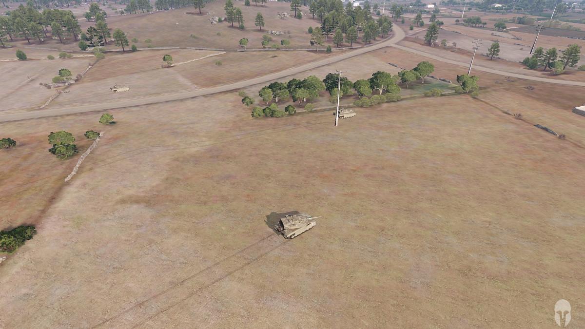 Tank Crew Ausbildung - Platoon Übung