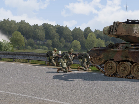 "Operation Westwind - 14.08.2019 ""Alpha 2 am sichern"""