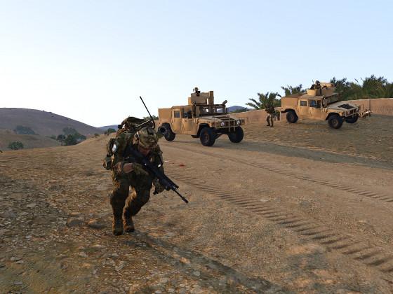 Operation Dune Walker #10 - 13.07.2019