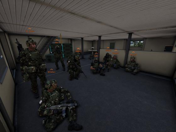 """""""Operation Iron Wolf"""" - Nachbesprechung"""